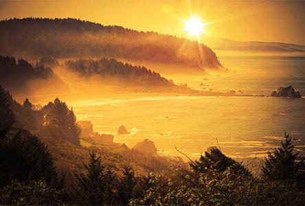 Travel Guide To California: North Coast