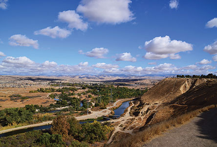 Travel Guide To California: Central Valley
