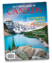 TRAVEL GUIDES TO CANADA